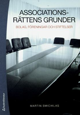 Associationsrättens grunder