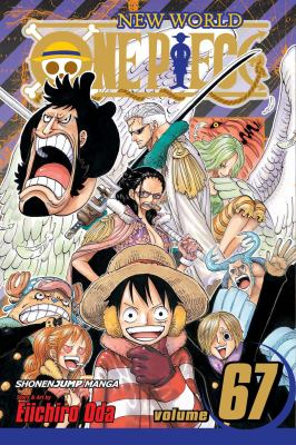 One piece: Vol. 67, Cool fight / [translation: Stephen Paul]