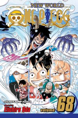 One piece: Vol. 68, Pirate alliance / [translation: Stephen Paul]