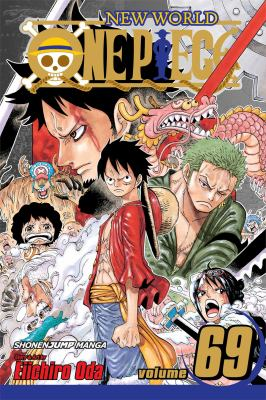 One piece: Vol. 69, S. A. D. / [translation: Stephen Paul]