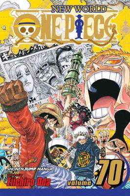 One piece: Vol. 70, Enter Doflamingo / [translation: Stephen Paul]