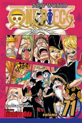 One piece: Vol. 71, Coliseum of scoundels / [translation: Stephen Paul]