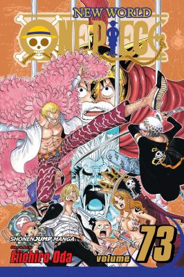 One piece: Vol. 73, Operation dressrosa S.O.P. / [translation: Stephen Paul]