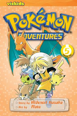 Pokémon adventures: Vol. 5 / [English adaptation: Gerard Jones ; translation: Kaori Inoue]