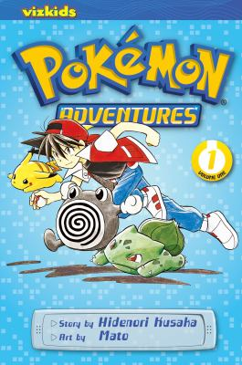 Pokémon adventures: Vol. 1 / [English adaptation: Gerard Jones ; translation: Kaori Inoue]