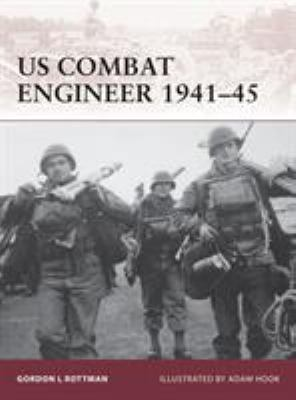 US combat engineer, 1941-45
