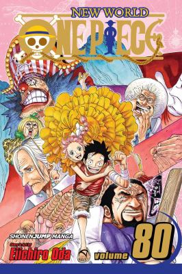 One piece: Vol. 80, Opening speech / [translation: Stephen Paul]