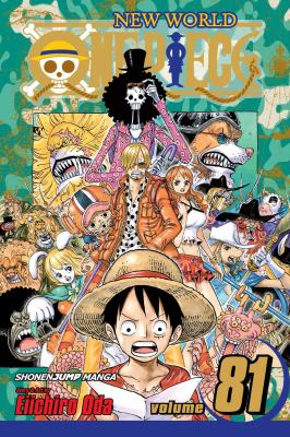 One piece: Vol. 81. : Let's go see the cat viper / [translaton: Stephen Paul]
