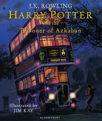 Harry Potter and the prisoner of Azkaban / by J. K. Rowling ; illustrations by Jim Kay