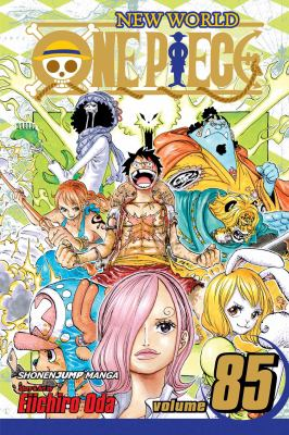 One piece: Vol. 85 / translation: Stephen Paul