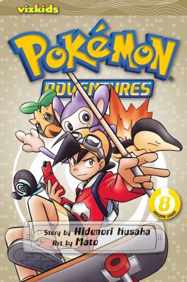 Pokémon adventures: Vol. 8 / [English adaptation: Gerard Jones ; translation: Kaori Inoue]