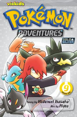 Pokémon adventures: Vol. 9 / [English adaptation: Gerard Jones ; translation: Kaori Inoue]