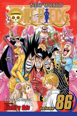 One piece: Vol. 86, Emperor assassination plan / translation: Stephen Paul