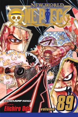 One piece: Vol. 89, Bad end musical / translation: Stephen Paul