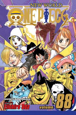 One piece: Vol. 88, Lion / translation: Stephen Paul