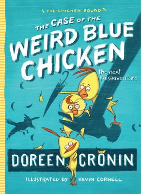 The case of the weird blue chiken