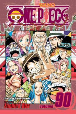 One piece: Vol. 90, Sacred Marijoa