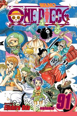 One piece: Vol. 91, Adventure in the land of samurai / translation: Stephen Paul