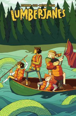 Lumberjanes: Vol. 3, A terrible plan