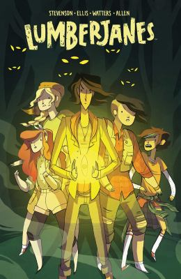 Lumberjanes: Vol. 6, Sink or swim / written by Shannon Watters & Kat Leyh ; illustrated by Carey Pietsch