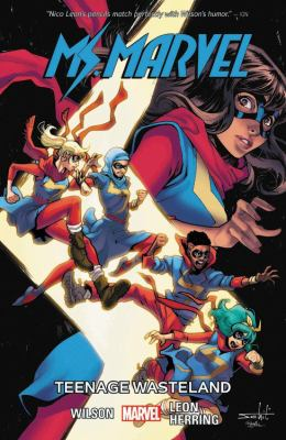 Ms. Marvel: Vol. 9, Teenage wasteland