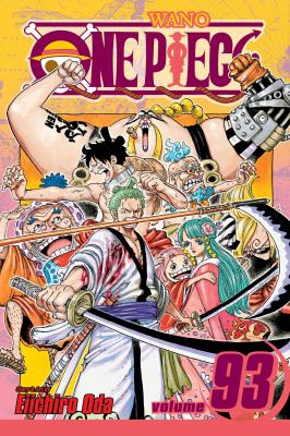 One piece: Vol. 93, The star of Ebisu / translation/Stephen Paul