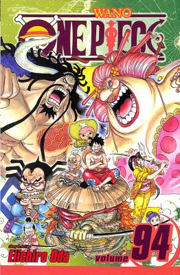 One piece: Vol. 94, A soldiers dream / translation/Stephen Paul