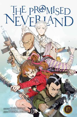 The promised neverland: 17. : The imperial capital battle /