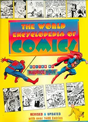 The world encyclopedia of comics